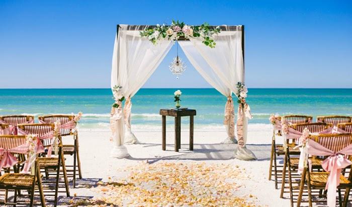 Casamento pé na areia: o guia definitivo!