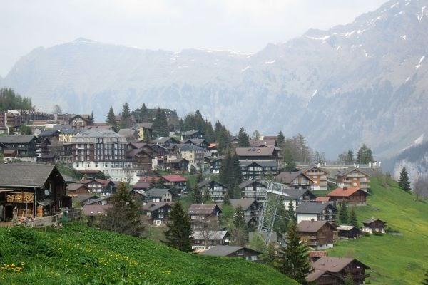 Mürren, Bernese Oberland