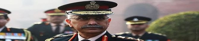 'We Are Where We Were': Army Chief Naravane Says Not An Inch Lost To China
