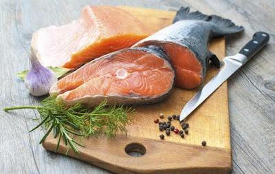 Pescado con ácidos grasos omega-3