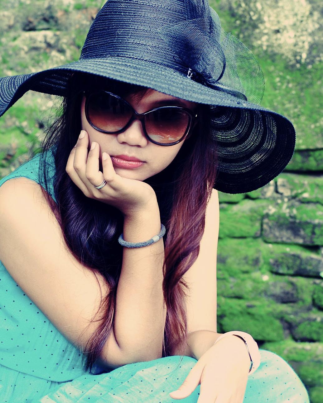 Latihan Fashion Editorial Photography model cantik dan manis
