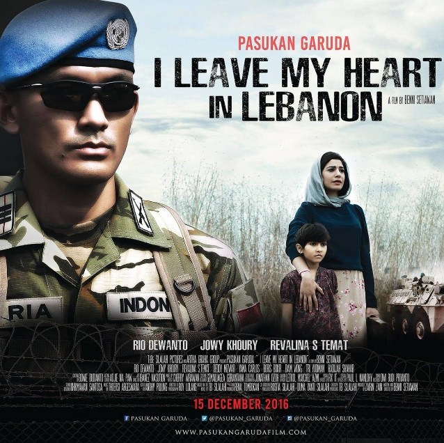 Download Film Pasukan Garuda: I Leave My Heart In Lebanon 2016