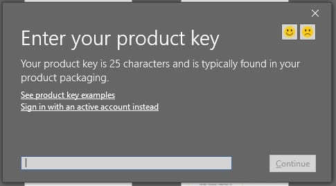 cara remove product key office 2016