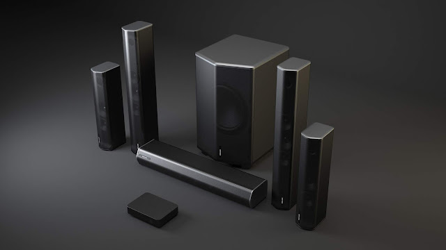 Enter the Soundbar Killer: Enclave Audio Introduces New High-Definition Wireless Audio Speaker Solutions