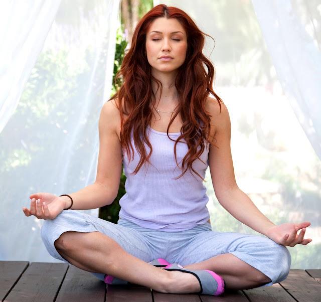 meditazione yoga a casa