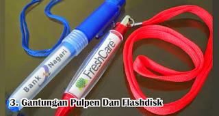 Sebagai Gantungan Pulpen Dan Flashdisk merupakan fungsi lain tali lanyard