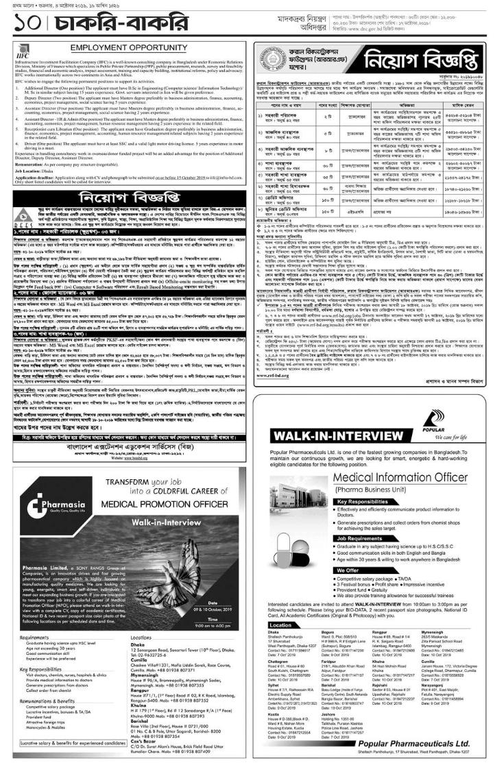 04 October Prothom Alo Cakri Bakri