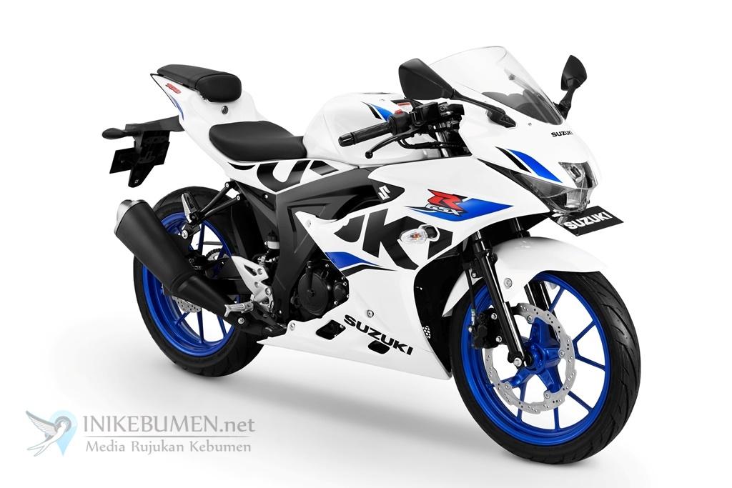 Wujudkan Permintaan Trend Sporty, Suzuki Tambahkan Warna GSX-R150