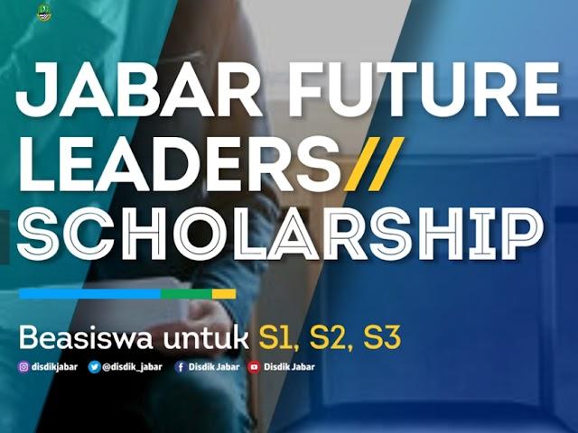 Ini Cara dan Syarat Mendapatkan Beasiswa Jabar Future Leaders
