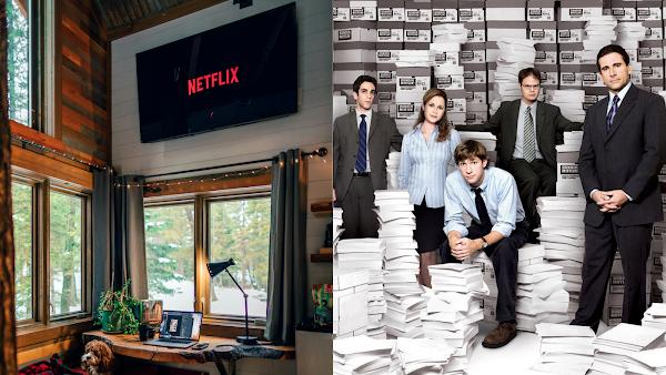 Séries como The Office para assistir na Netflix