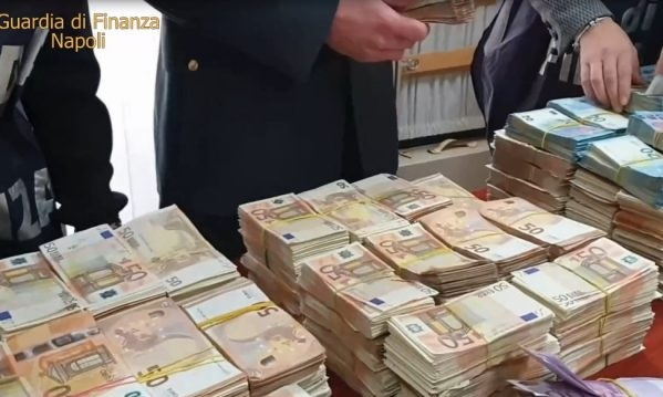 Italian police have seized over 18 billion euros from mafia clans