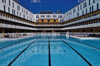 hotel Molitor in Paris