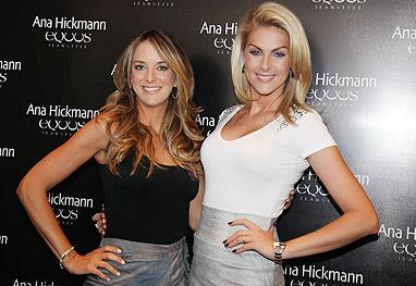 """Ticiane Pinheiro estará no """"Brazil s Next Top Model"""", da Record com Ana  Hickmann ! 954f248003"""