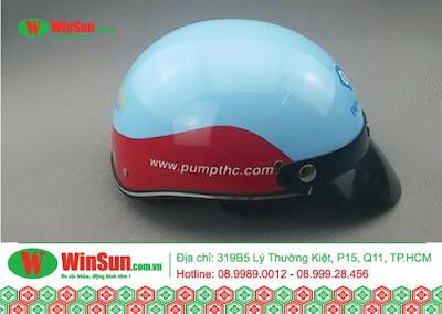 Đơn vị sản xuất nón bảo hiểm giá rẻ