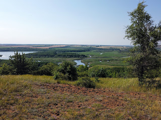 Регіональний ландшафтний парк «Клебан-Бик». Геологічне оголення