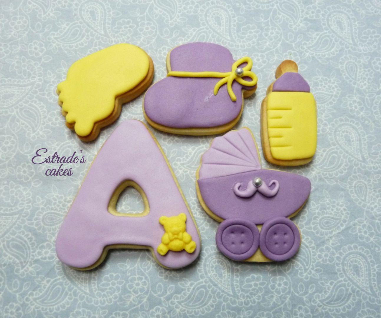 galletas para bebe con fondant - 1