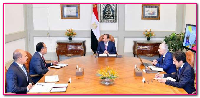 الرئيس السيسى, تطوير التعليم,التعليم الجددي,منظومة التعليم الجديدة , اجتماع السيسى مع وزير التربية والتعليم