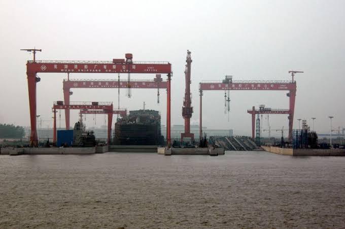 Continental Bitumen ordena un buque cisterna de asfalto en el astillero de Wuhu