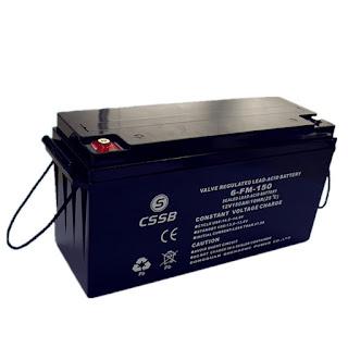 البطاريات لاختزان الطاقة الكهربائية