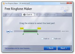 Free Ringtone Maker 2.5.0.219 + Portable