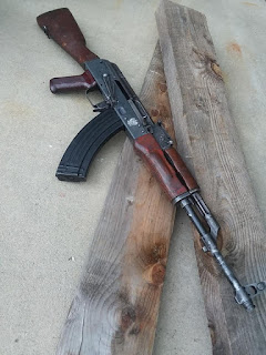 1964-Romanian-AKM-Left-Side