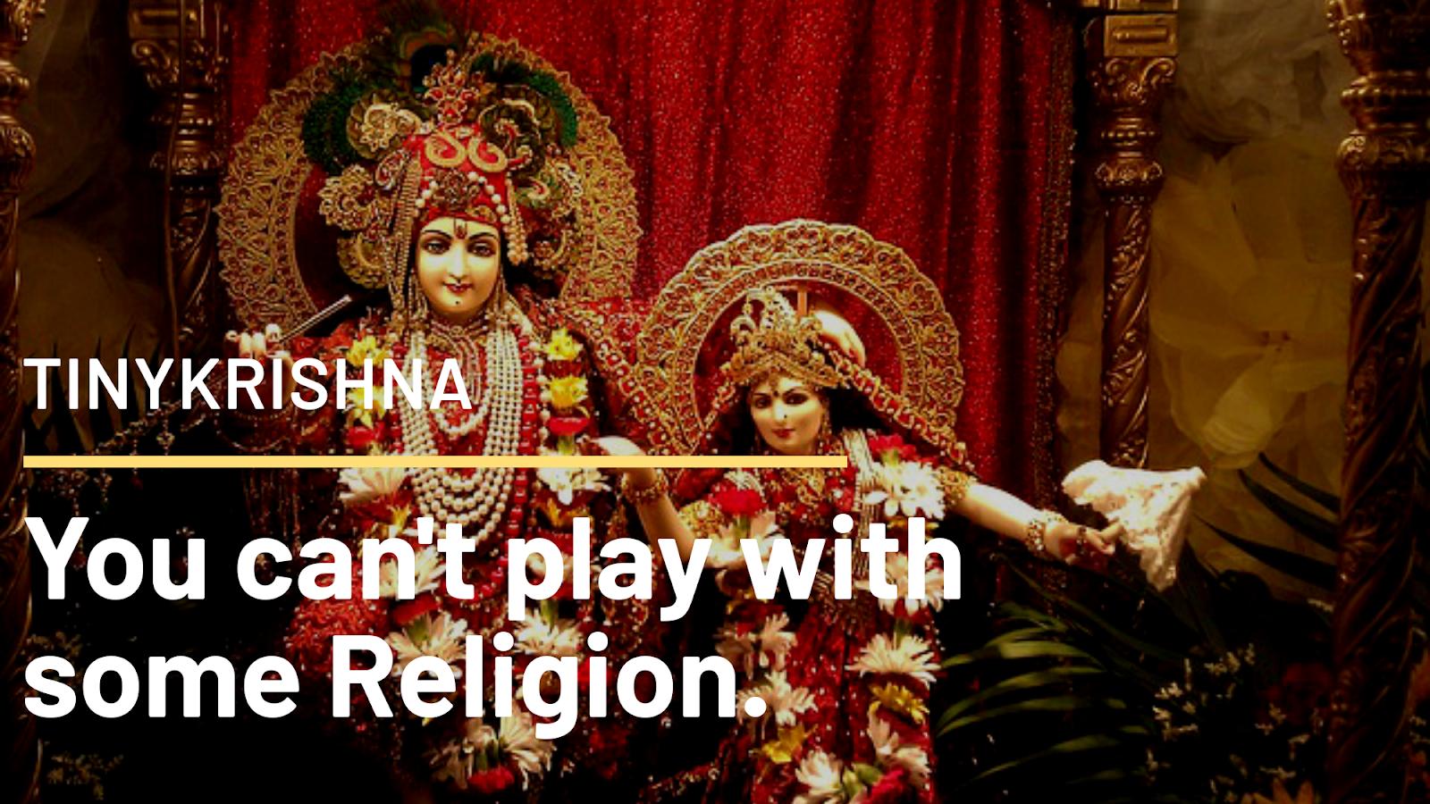 Lord Krishna Stories: Then vs Now | Tiny Krishna