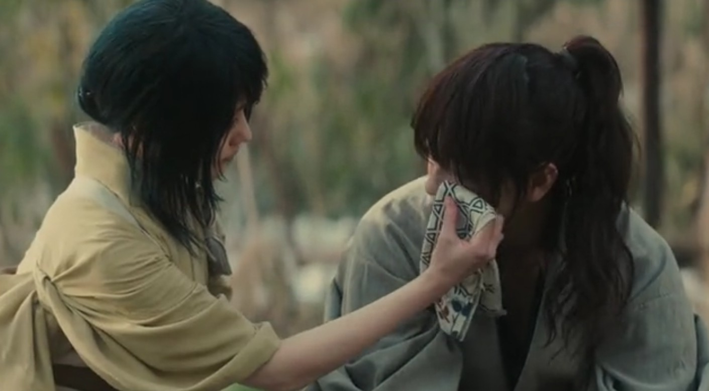 film rurouni kenshin the beginning