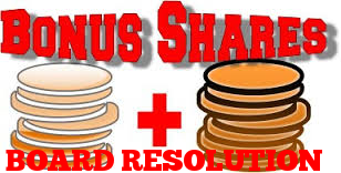 Board-Resolution-Issue-Bonus-Shares