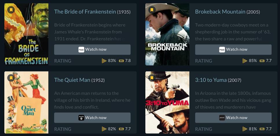 Где смотреть фильмы бесплатно и легально  movies