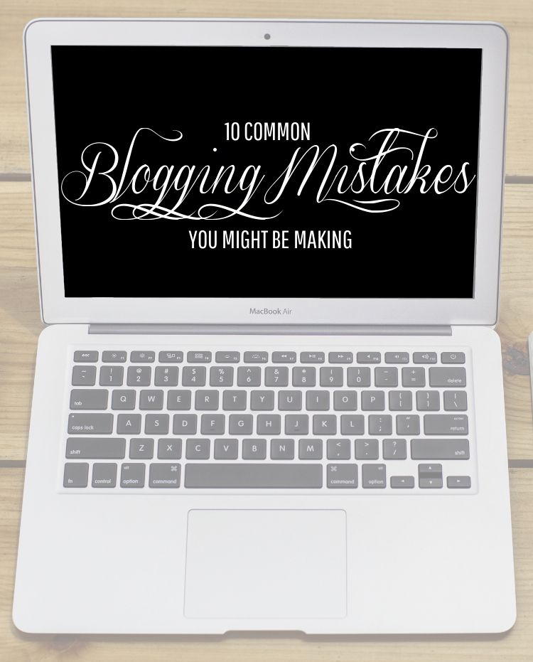 Blogging Mistakes You Might be Making at Venus Trapped in Mars [Weekly Round-Up at High-Heeled Love]