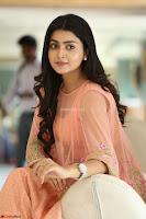Avantika Mishra Looks beautiful in peach anarkali dress ~  Exclusive Celebrity Galleries 025.JPG