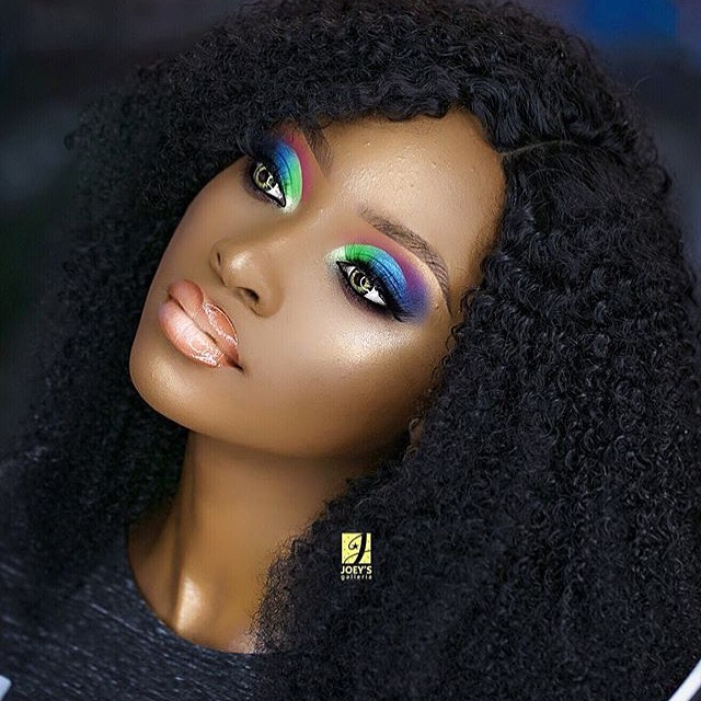 2019 Outstanding Makeup Ideas for Black Women