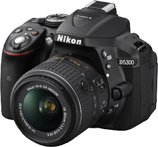 Nikon D5300 Firmware Download