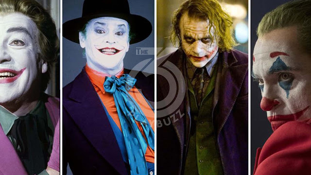 "Which version of ""The Joker"" are you?"