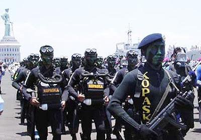 Wallpaper cool 10 pasukan khusus yang dimiliki indonesia - Wallpaper kopaska ...
