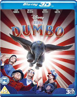 Dumbo [BD25 3D] *Con Audio Latino