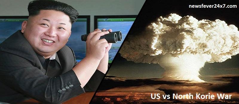 Testing Over The Ocean Of Hydrogen Bomb - North Korea