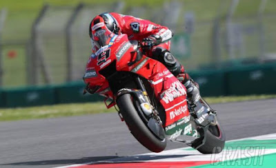Hasil Lengkap MotoGP Italia 2019