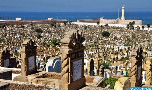 """الرباط.. """"المقبرة الكبيرة""""، حل لتجاوز مشكل امتلاء المقابر (مسؤول جماعي)"""