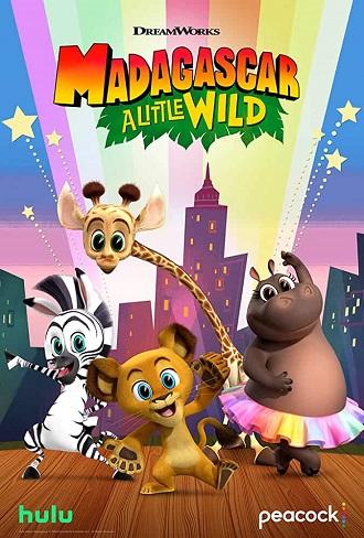 Madagascar A Little Wild Season 1 Complete Download 480p & 720p All Episode