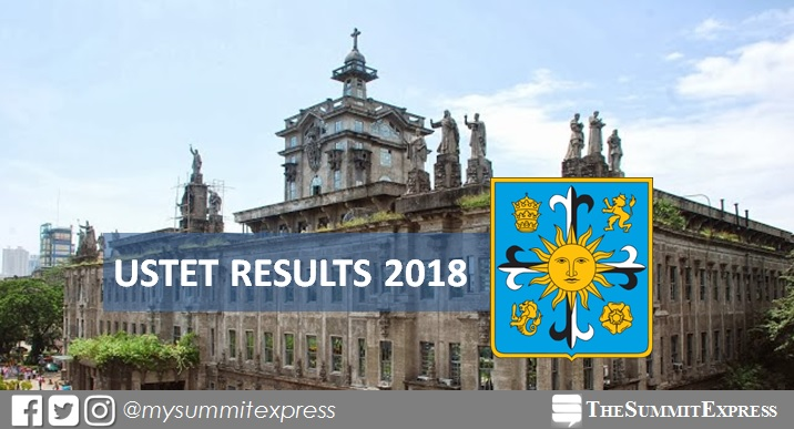 USTET results for AY 2018-2019 out on January 28