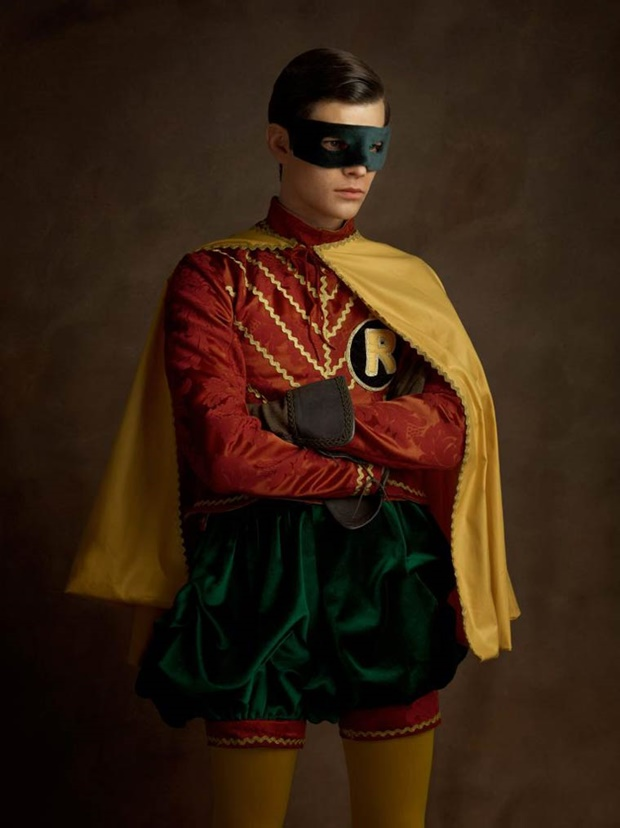 Super Flemish, fotógrafo Sacha Goldberger