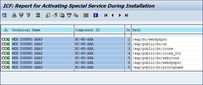 More About SAP-BASIS    : DBACOCKPIT Activation