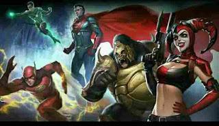 Injustice 2 game action terbaru untuk mobile yang harus kamu coba