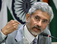 Foreign Minister S Jaishankar Arrives In Bhutan On 1st Overseas Visit