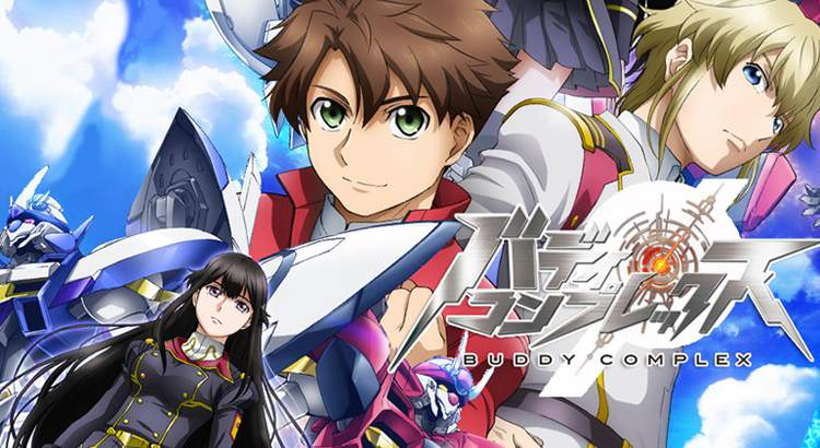 anime mecha sci-fi terbaik
