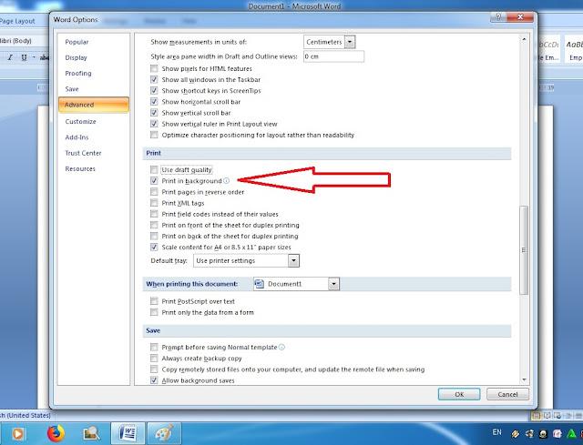 Cara Mempercepat Print Dokumen Pada Microsoft Word, cara cepat print dokumen di Microsoft word, cara singkat print dokumen, tutorial mempercepat print dokumen pada Microsoft word, panduan mempercepat print dokumen