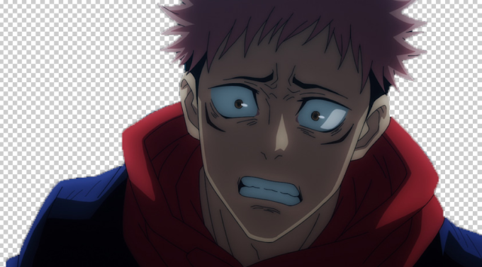 Jujutsu Kaisen Png Transparent Download Yuji Itadori