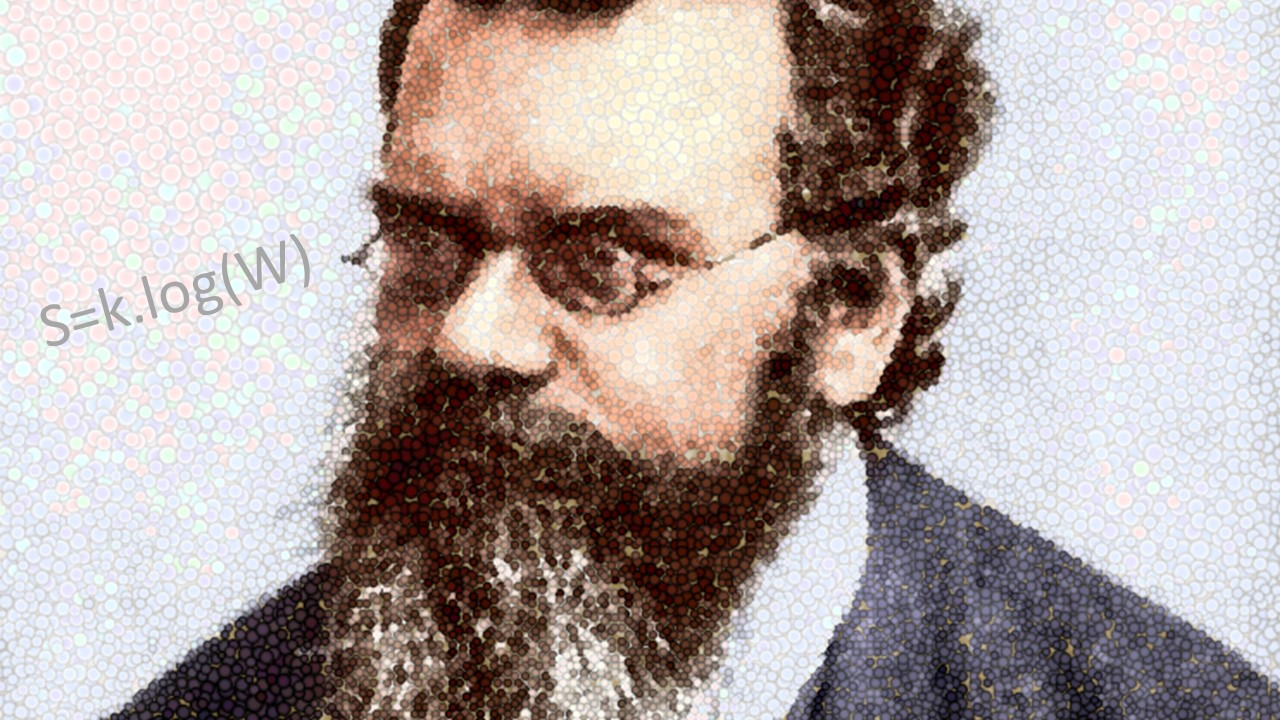 ludwig boltzmann physics biography