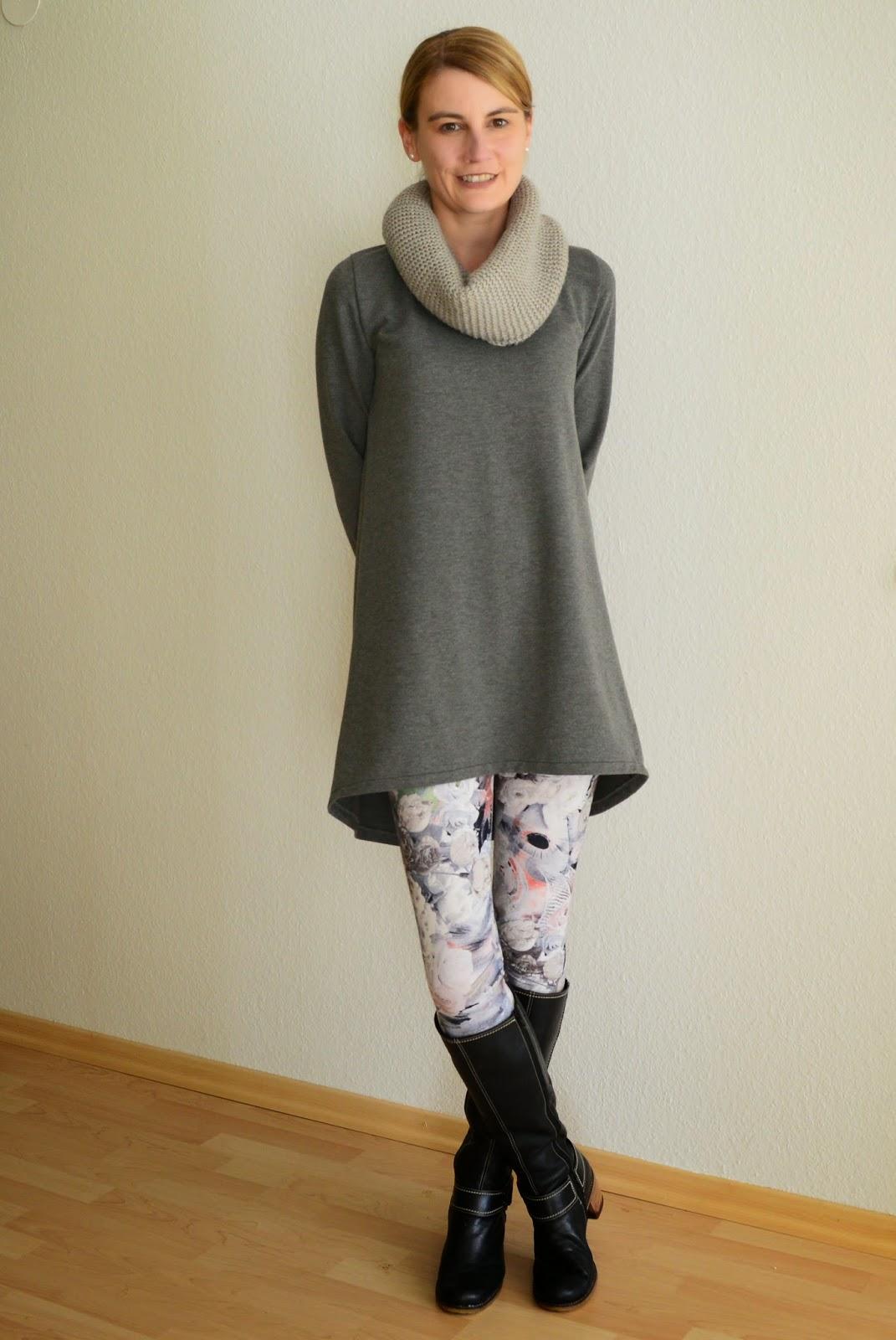 Annimakes mmm freizeit outfit - Leggings kombinieren ...